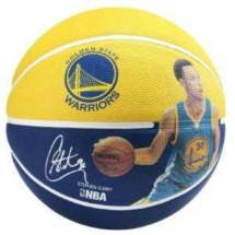 ΜΠΑΛΑ SPALDING NBA PLAYER STEPHEN CURRY (7)