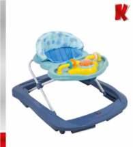 KIDDO Στράτα Walk n'Fun Kiddo - Blue 11016-1