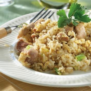 Τηγανητό ρύζι