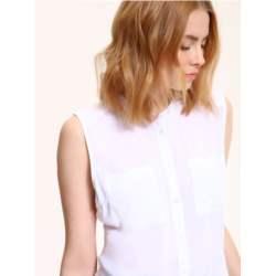 TOP SECRET top secret αμανικο πουκαμισο