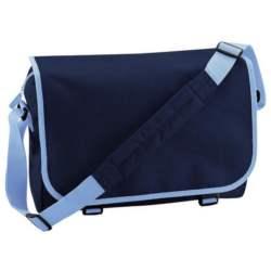 Τσάντα laptop ταχυδρόμου blue bc21004