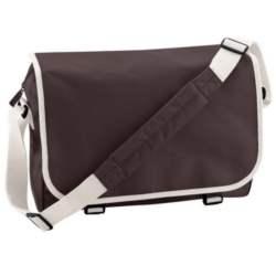 Τσάντα ταχυδρόμου chocolate bc21005
