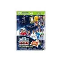 Starter Pack Κάρτες Topps UCL