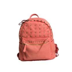 Κοραλi τσάντα πλάτης με τρουκς