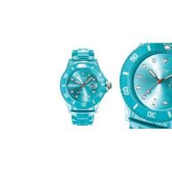 Πετρόλ Sport Γυναικείο Ρολόι από την Chronotrend 5861 - Chronotrend