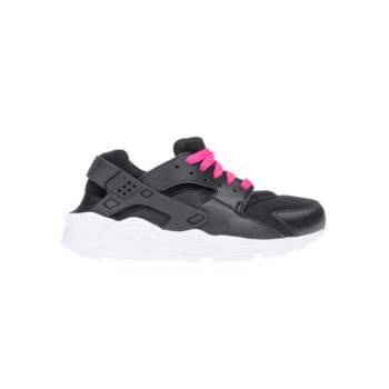 NIKE - Αθλητικά παιδικά παπούτσια NIKE HUARACHE RUN (GS) μαύρα