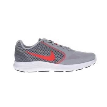 NIKE - Ανδρικά αθλητικά παπούτσια NIKE REVOLUTION 3 γκρι