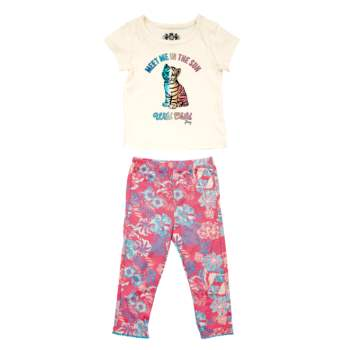 JUICY COUTURE KIDS - Βρεφικό σετ JUICY COUTURE ροζ