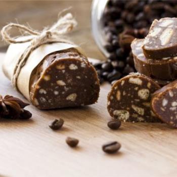 Το τέλειο σοκολατένιο σαλάμι
