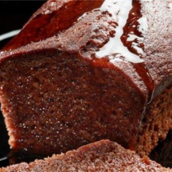 Κέικ σοκολάτας σιροπιαστό