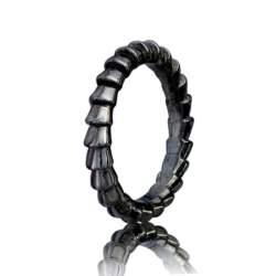 Γυναικείο ασημένιο δαχτυλίδι