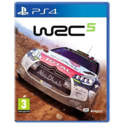 WRC 5 - PS4 Game