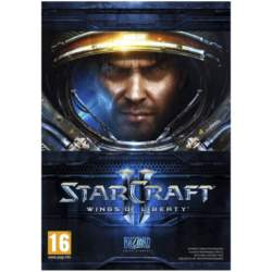 Starcraft 2 Wings Of Liberty - PC Game