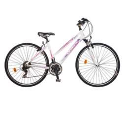 """Γυναικείο Ποδήλατο Orient Cross Volta 28"""" Lady, Λευκό"""