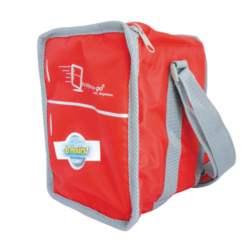 Ψυγειάκι Τσάντα FridgeToGo Mini Fridge 6 Κόκκινο