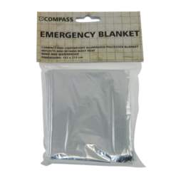 Compass Θερμική Κουβέρτα Επιβίωσης (21351)