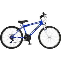 """Ανδρικό Ποδήλατο Orient MTB Comfort 24"""" Man, Μπλε"""