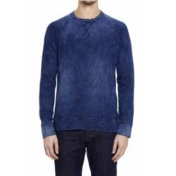 Wesc ανδρική φούτερ μπλούζα Fulbert dark indigo
