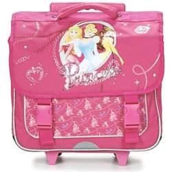 Σχολική Τσάντα Disney PRINCESSES CARTABLE TROLLEY 38CM