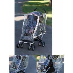 DIONO Προστατευτικό βροχής για καρότσι Stroller Rain Cover Diono