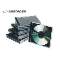 Θήκη CD/DVD - Πακέτο 25 τεμαχίων
