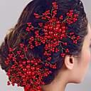 $χτένες μαργαριτάρι κοσμήματα λουλούδι μαλλιά των γυναικών για το γαμήλιο γλέντι
