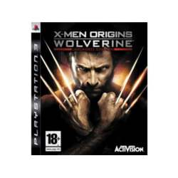 PS3 Used Game: X-Men Origins: Wolverine