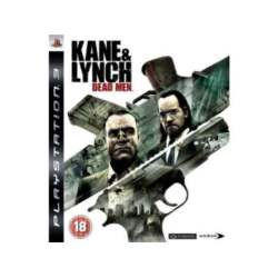 PS3 Used Game: Kane & Lynch: Dead Men