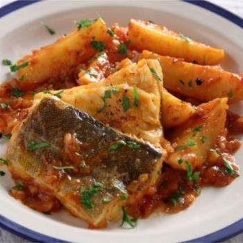 Πένες με ζαμπόν και μανιτάρια σε κρεμώδη σάλτσα